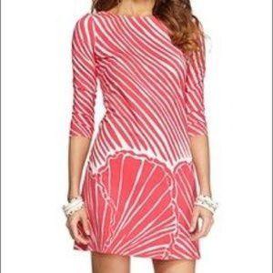 Lilly Pulitzer Shimmy Shell Topanga Dress size L